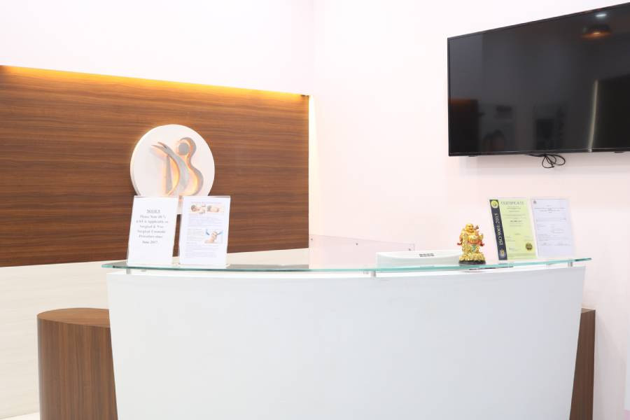 The Microtia Trust Front Desk