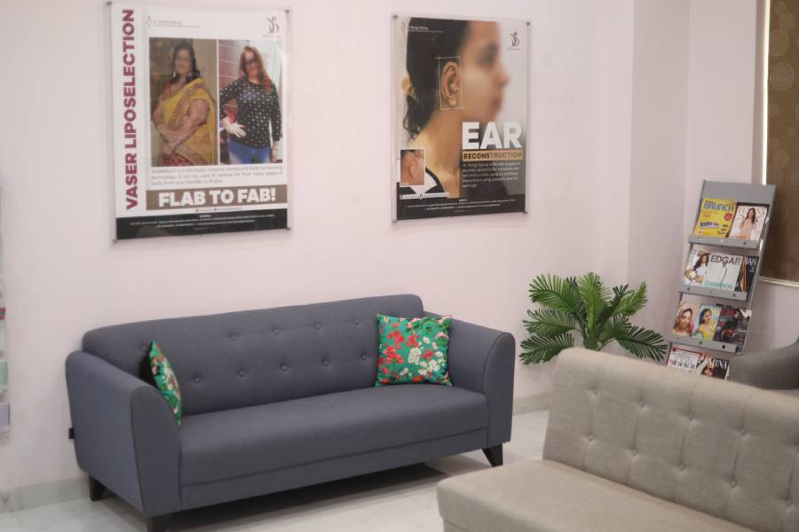 The Microtia Trust Lobby